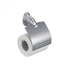 Держатель для туалетной бумаги c крышкой