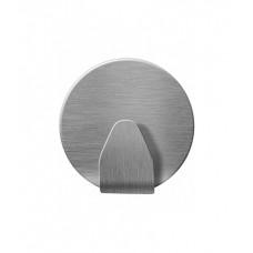 Крючок (металл, круг, 2шт) Feniks самоклеющийся