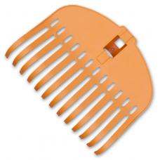 Грабли веерные TQ 13 зубцов пластик, без черенка