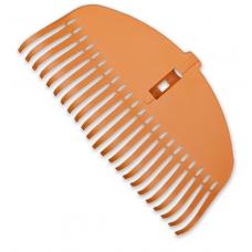 Грабли веерные TQ 23 зубца пластик, без черенка