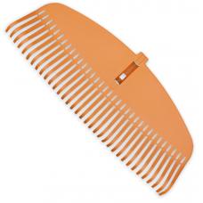 Грабли веерные TQ 35 зубцов пластик, без черенка