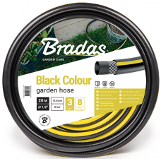 "Шланг для полива BLACK COLOUR Ø1/2""(12,5мм)"