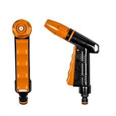 Пистолет для полива BLACK LINE 3 режима пластмассовый QUICK STOP