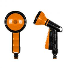 Пистолет для полива BLACK LINE 2 режима QUICK STOP
