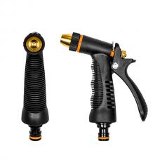 Пистолет для полива BLACK LINE 2 режима металлический PROFI