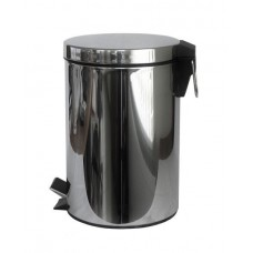 Ведро для мусора Feniks  5л (круглое глянец)