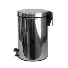 Ведро для мусора Feniks  12л (круглое глянец)