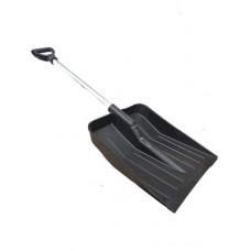Лопата снеговая Авто-Ибрис с алюминиевым черенком