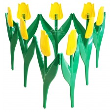 Ограждение Цветы 450х300 (6 шт)