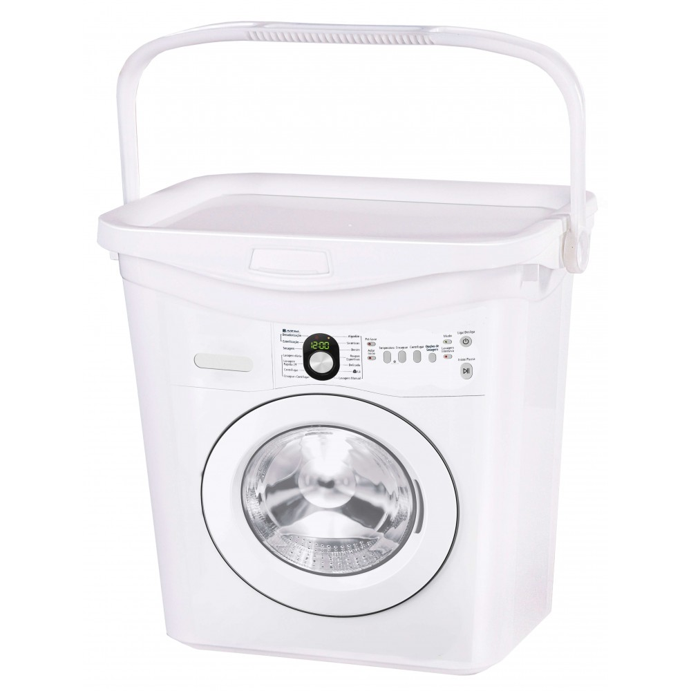 Контейнер для стирального порошка 6л ЭльфПласт