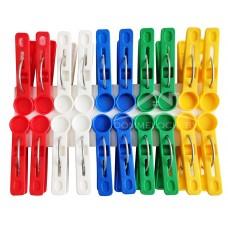 Прищепка пластиковая MAXI 20 шт