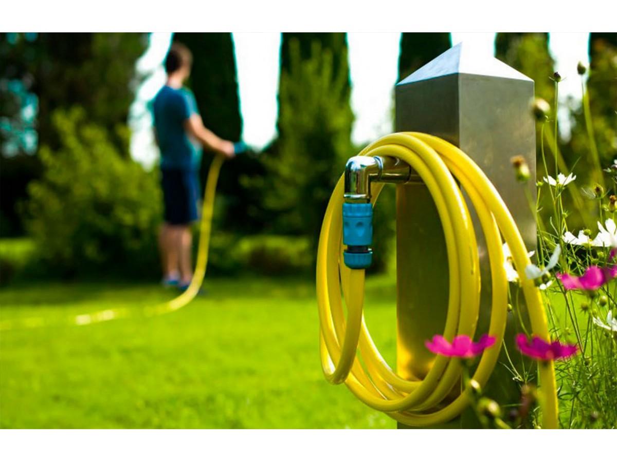 ТОП-5 вещей для сада и огорода: шланги для полива